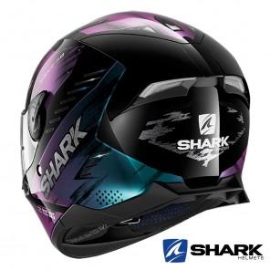 Casco Shark SKWAL 2 Venger - Nero Glitter