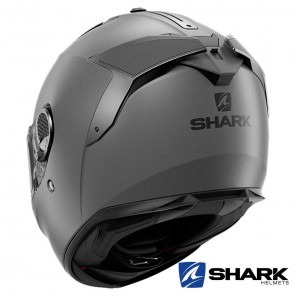 Casco Shark SPARTAN GT Blank Mat - Antracite
