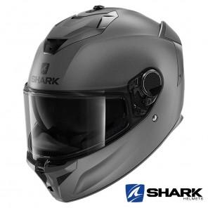 Casco Integrale Shark SPARTAN GT Blank Mat - Antracite