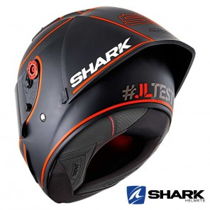 Casco Shark RACE-R PRO GP Lorenzo Winter Test 2019 Mat - Nero Rosso