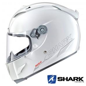 Shark Casco RACE-R PRO Blank