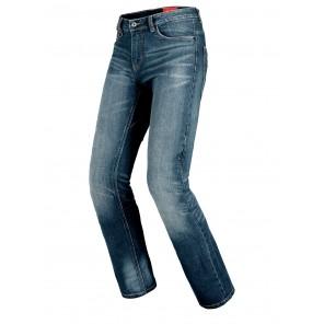 Jeans Spidi J-TRACKER SHORT - Blu Dark Used