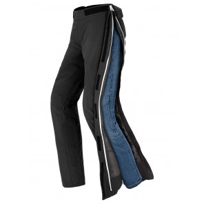 Pantaloni Antipioggia Spidi SUPERSTORM LADY - Nero