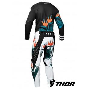 Completo Thor PULSE TROPIX - Nero Bianco