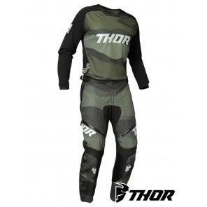Completo Enduro Thor TERRAIN (In The Boot) - Camo