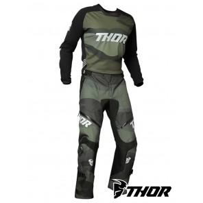 Completo Enduro Thor TERRAIN (Over The Boot) - Camo