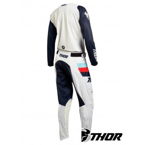 Completo Thor Women's PULSE RACER - Bianco Vintage Midnight