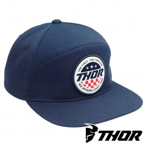 Cappellino Thor PATRIOT Snapback - Blu Navy