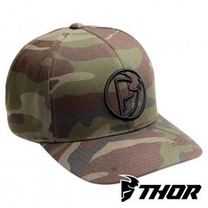 Cappellino Thor ICONIC Flexfit - Camo