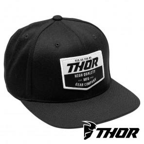 Cappellino Thor CHEVRON Snapback - Nero