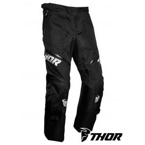 Pantaloni Enduro Thor TERRAIN (Over The Boot) - Nero