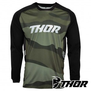 Maglia Enduro Thor TERRAIN - Camo
