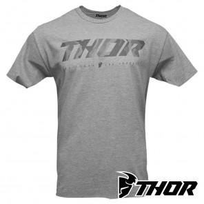 Maglietta Thor LOUD 2 Tee - Grigio Melange Camo