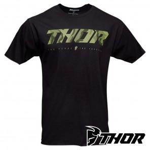 Maglietta Thor LOUD 2 Tee - Nero Camo
