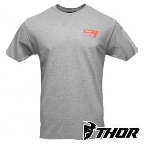 Maglietta Thor WEBB Tee - Grigio Melange