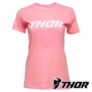Maglietta Donna Thor WOMEN'S LOUD 2 Tee - Rosa