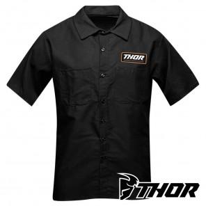 Thor STANDARD Work Shirt - Nero