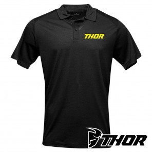Thor LOUD Polo Shirt - Nero