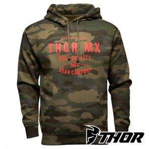 Felpa Thor CRAFTED Pullover - Forrest Camo