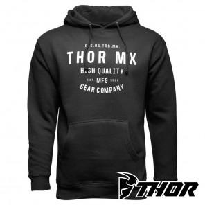 Felpa Thor CRAFTED Pullover - Nero