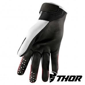 Guanti Thor DRAFT - Rosso Bianco