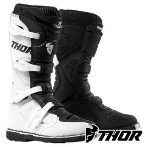 Stivali Cross Thor BLITZ XP - Bianco Nero