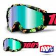 100% Maschera THE ACCURI Chapter 11 - Lente Verde Specchio