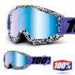 100% Maschera THE ACCURI Brentwood - Lente Blu Specchio