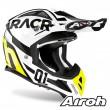 Casco Motocross Airoh AVIATOR ACE RACR - Lucido