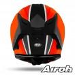 Casco Moto Integrale Airoh GP 550 S Skyline - Arancione Opaco