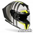 Casco Moto Integrale Airoh GP 550 S Skyline - Nero Opaco