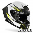 Casco Moto Integrale Airoh GP 550 S Venom - Bianco Opaco