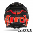 Casco Motocross Airoh TWIN 2.0 Bolt - Opaco