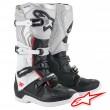Stivali Cross Alpinestars TECH 5 VICTORY Limited Edition - Nero Bianco Argento
