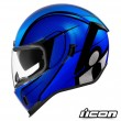 Casco Integrale Icon AIRFORM Conflux - Blu