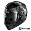Casco Moto Integrale Shark RIDILL Nelum - Nero Argento Antracite
