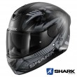 Casco Integrale Shark D-SKWAL 2 Penxa Mat - Nero Antracite