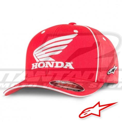 Cappellino Moto Alpinestars MONSTER CORPORATE - Nero