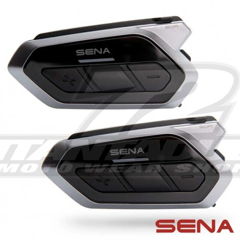 Sena 50R Mesh 2.0 Intercom - Dual Pack
