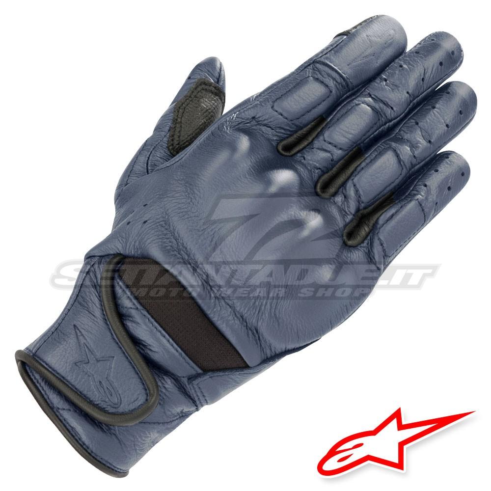 8ef0c1bdbdb Alpinestars VIKA V2 Women's Gloves - Metallic Blue | SETTANTADUE.IT