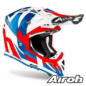 Airoh AVIATOR ACE Trick Helmet - Blue