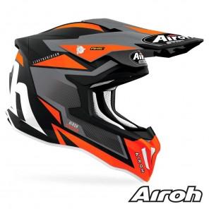 Airoh STRYCKER Axe Helmet - Orange Matt