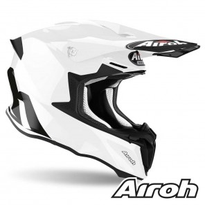 Airoh TWIST 2.0 Color Helmet - White