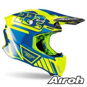 Airoh TWIST 2.0 Replica Cairoli 2020 Helmet - Gloss