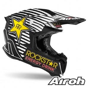Airoh TWIST 2.0 Rockstar 2020 Helmet - Matt