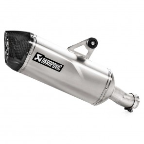 Akrapovic SLIP-ON LINE Exhaust S-B12SO23-HAAT - Titanium