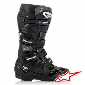 Alpinestars TECH 7 ENDURO DRYSTAR Boots - Black Grey