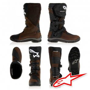 Alpinestars COROZAL DRYSTAR Oiled Leather Boots