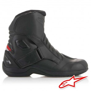 Alpinestars HONDA NEW LAND DRYSTAR Boots - Black Red