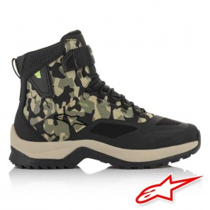 Alpinestars CR-6 DRYSTAR Riding Shoes
